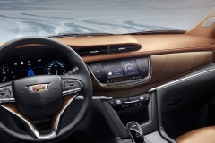 2020 Cadillac XT6 interior China 005