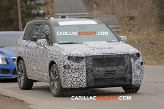 2020 Cadillac XT6 spy pictures - exterior - April 2018 001