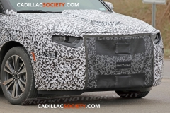 2020 Cadillac XT6 spy pictures - exterior - April 2018 002