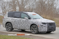 2020 Cadillac XT6 spy pictures - exterior - April 2018 004