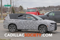 2020 Cadillac XT6 spy pictures - exterior - April 2018 005