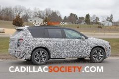 2020 Cadillac XT6 spy pictures - exterior - April 2018 009