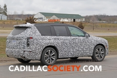 2020 Cadillac XT6 spy pictures - exterior - April 2018 010