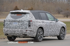 2020 Cadillac XT6 spy pictures - exterior - April 2018 011