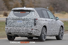 2020 Cadillac XT6 spy pictures - exterior - April 2018 012