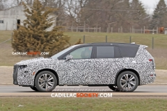 2020 Cadillac XT6 spy pictures - exterior - April 2018 014