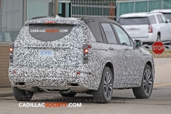 2020 Cadillac XT6 spy pictures - exterior - April 2018 016