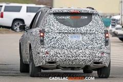 2020 Cadillac XT6 spy pictures - exterior - April 2018 017
