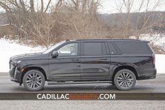 2021-Cadillac-Escalade-ESV-Sport-on-streets-Exterior-February-2020-004