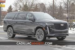 2021-Cadillac-Escalade-ESV-Sport-on-streets-Exterior-February-2020-007