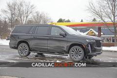 2021-Cadillac-Escalade-ESV-Sport-on-streets-Exterior-February-2020-010