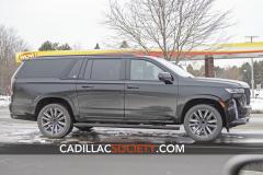 2021-Cadillac-Escalade-ESV-Sport-on-streets-Exterior-February-2020-011