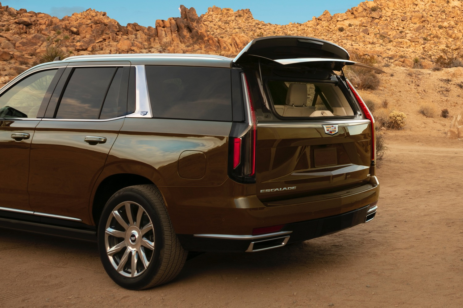 Check Out All The 2021 Escalade Interior Colors