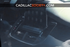 2021 Cadillac Escalade Interior Spy Shots - June 2019 004