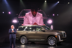 2021-Cadillac-Escalade-Live-Reveal-February-4-2020-Los-Angeles-Steve-Carlisle-and-Spike-Lee-in-background