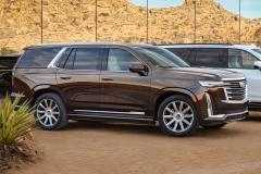 2021-Cadillac-Escalade-Premium-Luxury-Exterior-001-front-three-quarters
