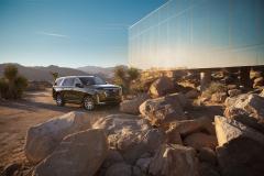 2021-Cadillac-Escalade-Premium-Luxury-Exterior-008-front-three-quarters