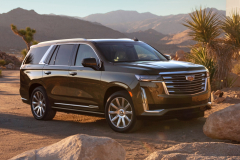 2021-Cadillac-Escalade-Premium-Luxury-Exterior-009-front-three-quarters