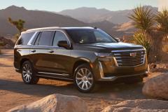 2021-Cadillac-Escalade-Premium-Luxury-Exterior-009-front-three-quarters