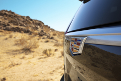 2021-Cadillac-Escalade-Premium-Luxury-Exterior-038-Cadillac-logo-on-liftgate