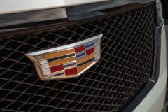 2021-Cadillac-Escalade-Sport-Exterior-013-grille-with-Cadillac-logo