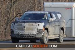 2021 Cadillac Escalade Spy Shots - Exterior 001