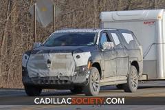 2021 Cadillac Escalade Spy Shots - Exterior 002
