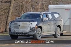 2021 Cadillac Escalade Spy Shots - Exterior 003