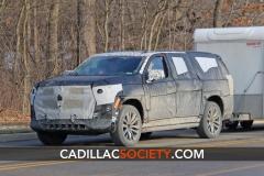 2021 Cadillac Escalade Spy Shots - Exterior 004