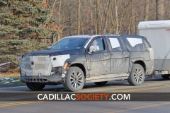2021 Cadillac Escalade Spy Shots - Exterior 005