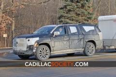 2021 Cadillac Escalade Spy Shots - Exterior 006