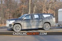 2021 Cadillac Escalade Spy Shots - Exterior 007