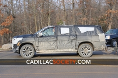 2021 Cadillac Escalade Spy Shots - Exterior 008