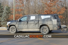 2021 Cadillac Escalade Spy Shots - Exterior 009
