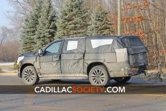 2021 Cadillac Escalade Spy Shots - Exterior 010