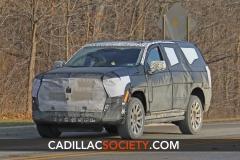 2021 Cadillac Escalade Spy Shots - Exterior 013