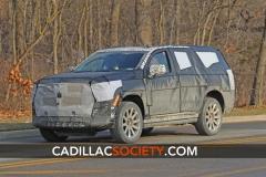 2021 Cadillac Escalade Spy Shots - Exterior 014