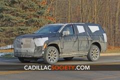 2021 Cadillac Escalade Spy Shots - Exterior 015