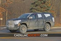 2021 Cadillac Escalade Spy Shots - Exterior 016