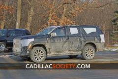 2021 Cadillac Escalade Spy Shots - Exterior 017