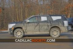 2021 Cadillac Escalade Spy Shots - Exterior 018