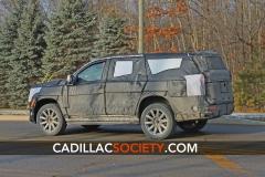 2021 Cadillac Escalade Spy Shots - Exterior 020
