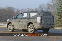 2021 Cadillac Escalade Spy Shots - Exterior 021