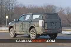 2021 Cadillac Escalade Spy Shots - Exterior 022
