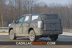 2021 Cadillac Escalade Spy Shots - Exterior 023