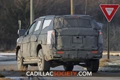 2021 Cadillac Escalade Spy Shots - Exterior 024