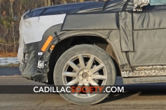 2021 Cadillac Escalade Spy Shots - Exterior 026
