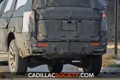 2021 Cadillac Escalade Spy Shots - Exterior 027