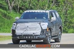 2021 Cadillac Escalade Testing - Exterior - July 2019 001