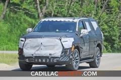 2021 Cadillac Escalade Testing - Exterior - July 2019 002